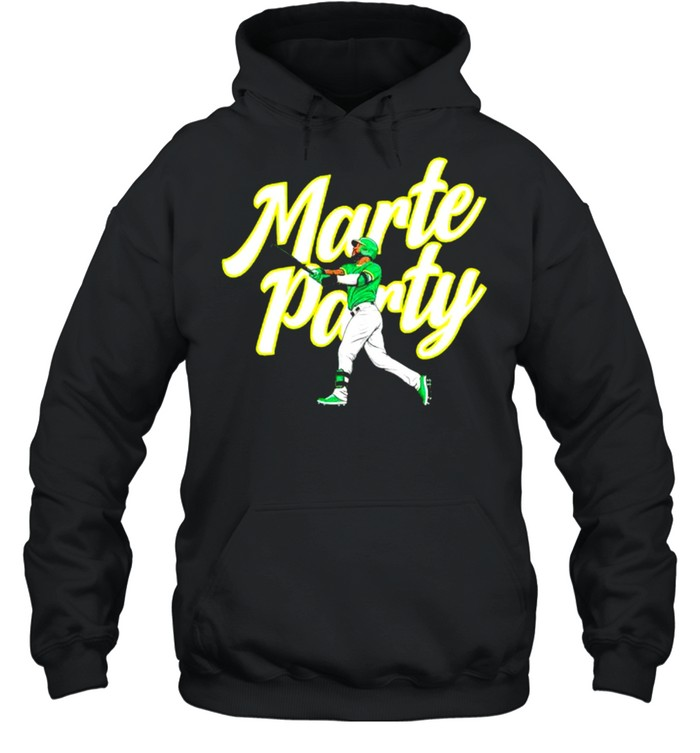 Starling Marte Party shirt Unisex Hoodie