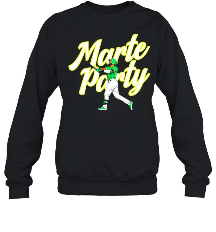 Starling Marte Party shirt Unisex Sweatshirt