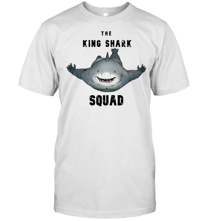 The king shark squad shirt Classic Men's T-shirt