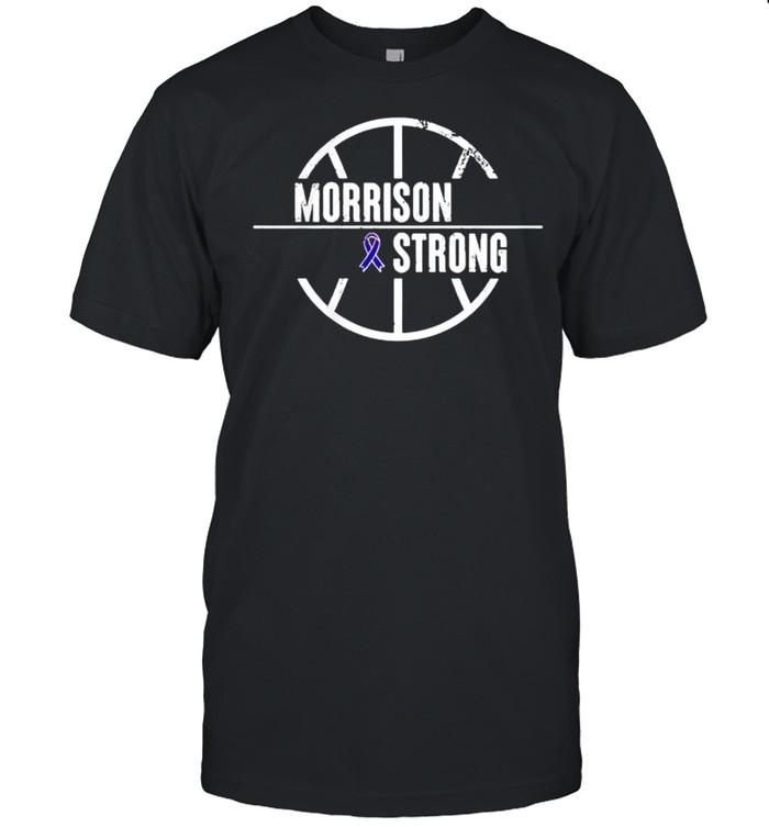 Alzheimers Awareness Kevin Morrison strong shirt Classic Men's T-shirt