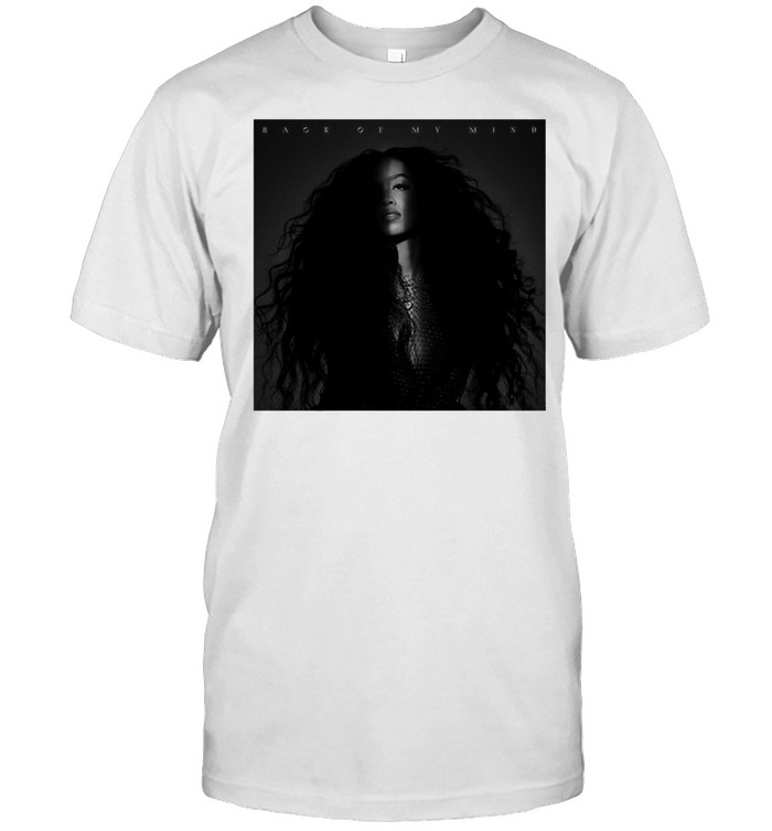 H.E.R. Official Back Of My Mind Cover Photo T-shirt Classic Men's T-shirt