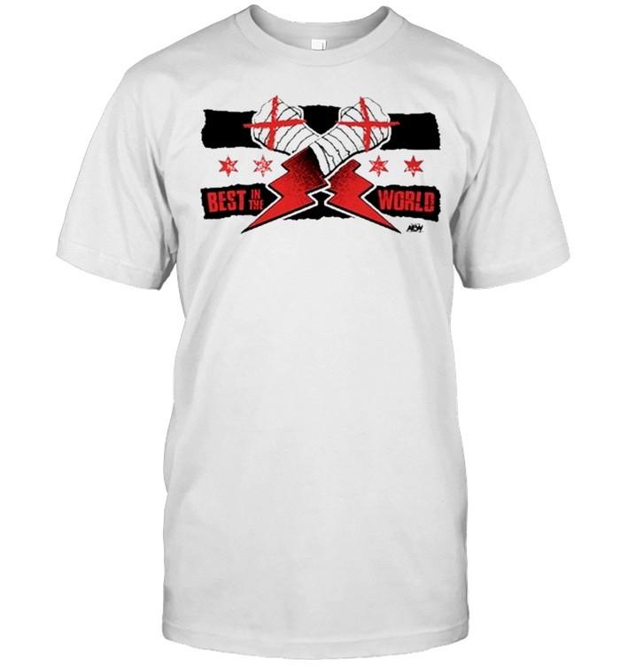 Aew Wrestling Cm Punk New shirt Classic Men's T-shirt