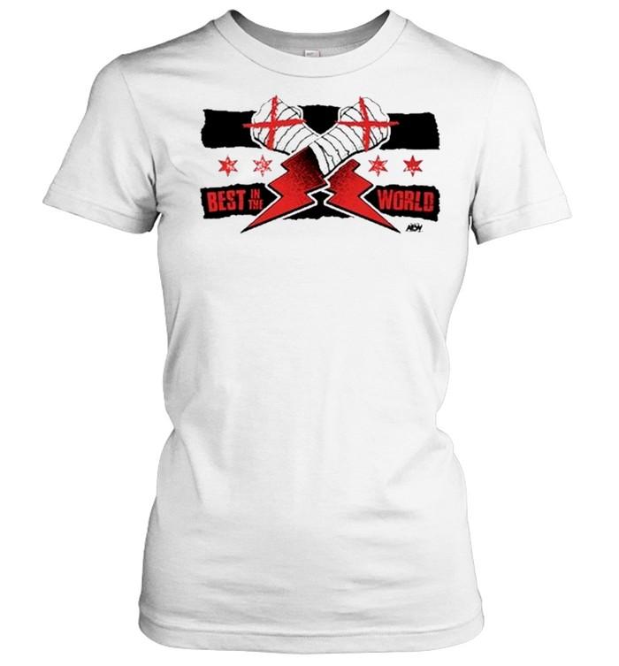 Aew Wrestling Cm Punk New shirt Classic Women's T-shirt