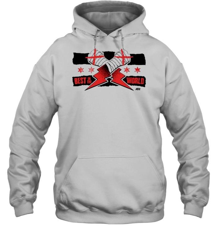 Aew Wrestling Cm Punk New shirt Unisex Hoodie