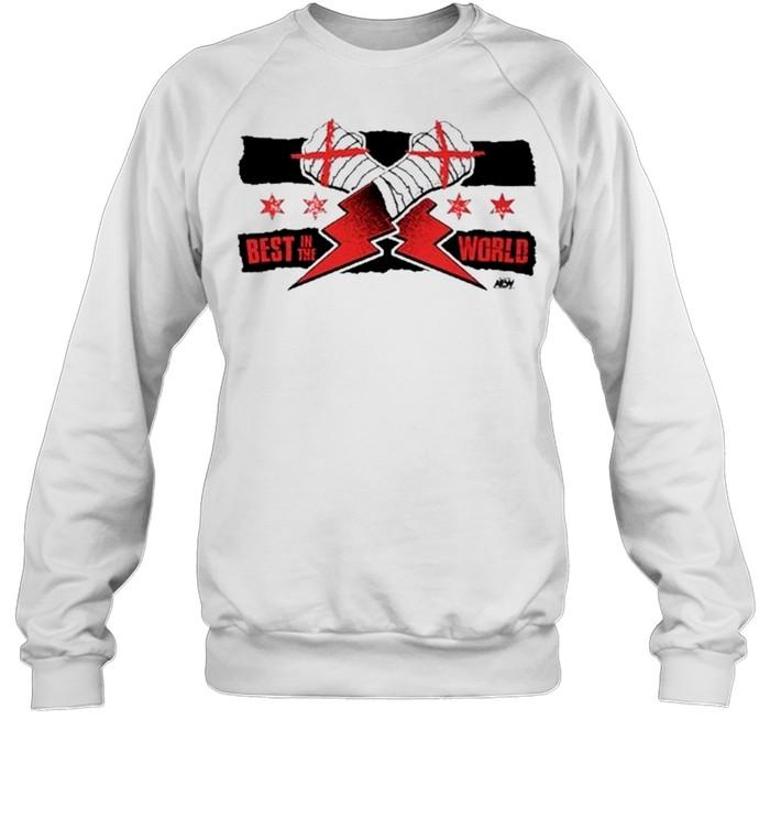 Aew Wrestling Cm Punk New shirt Unisex Sweatshirt