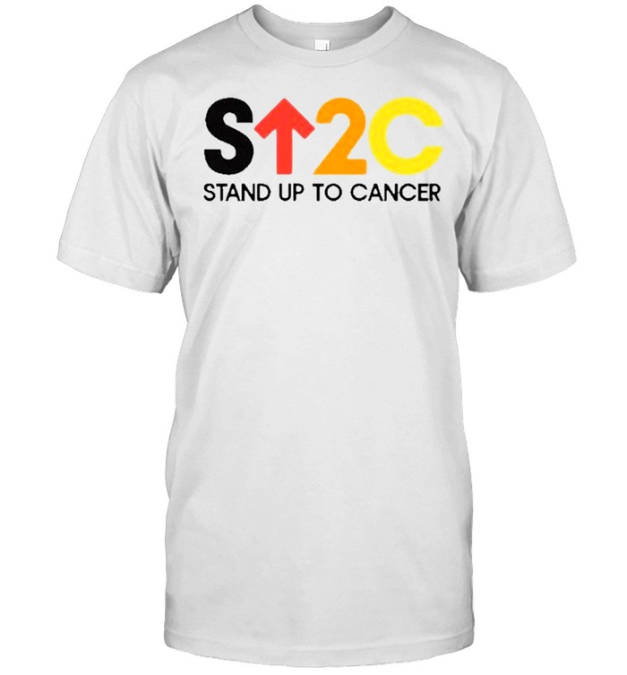 SU2C Stand Up To Cancer  Classic Men's T-shirt