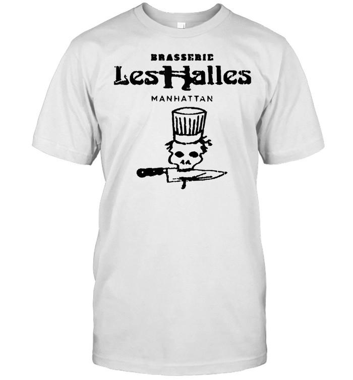 Brasserie Les Halles Manhattan shirt Classic Men's T-shirt