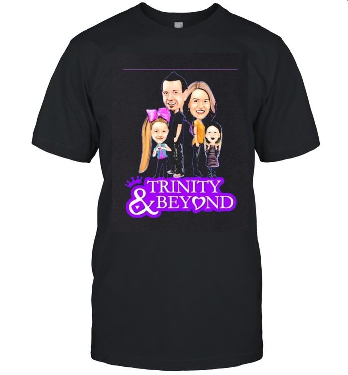 Trinity and Beyond shirt Classic Men's T-shirt