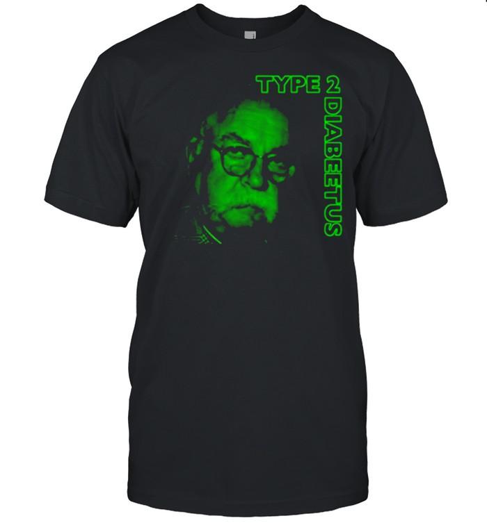 Type 2 Diabeetus shirt Classic Men's T-shirt