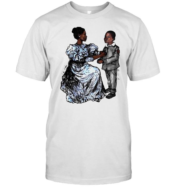 Barriers Ella Mlk shirt Classic Men's T-shirt