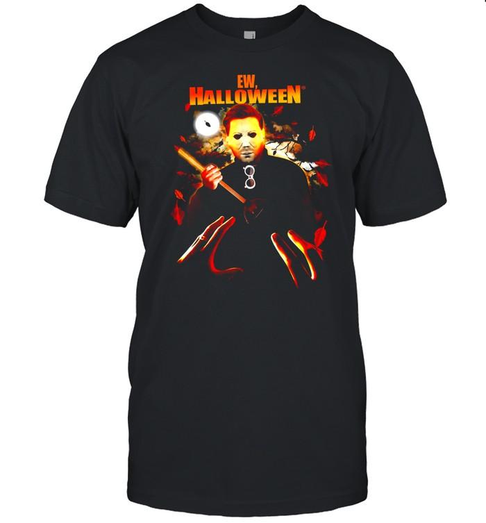 Ew halloween Michael Myers shirt Classic Men's T-shirt