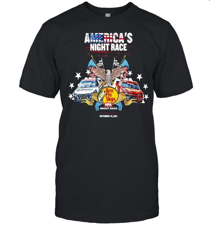 America's night race Bass Pro Shops night race shirt Classic Men's T-shirt