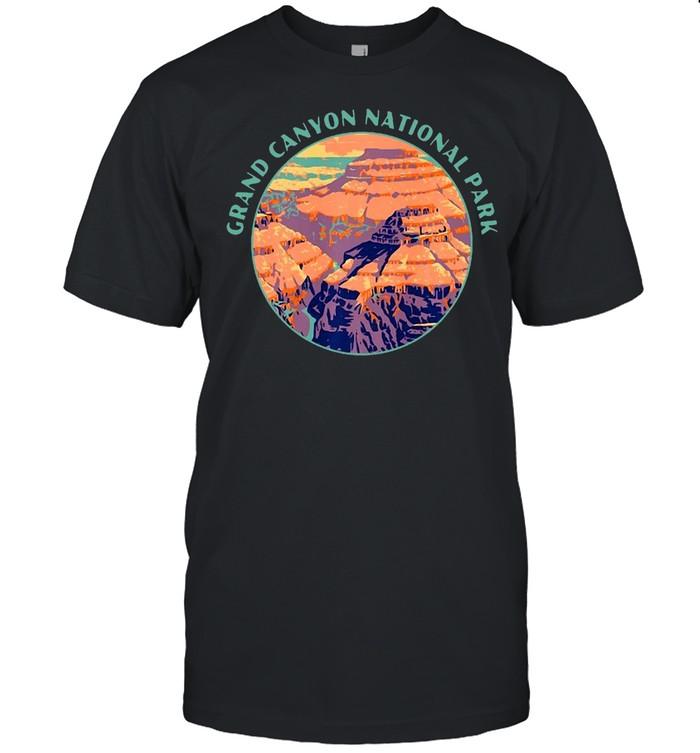 Grand Canyon National Park Vacation T-shirt Classic Men's T-shirt