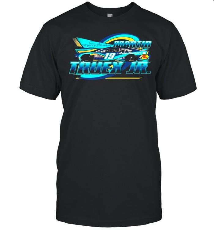 Martin Truex Jr 2021 Auto-Owners Sherry Strong Paint Scheme T- Classic Men's T-shirt