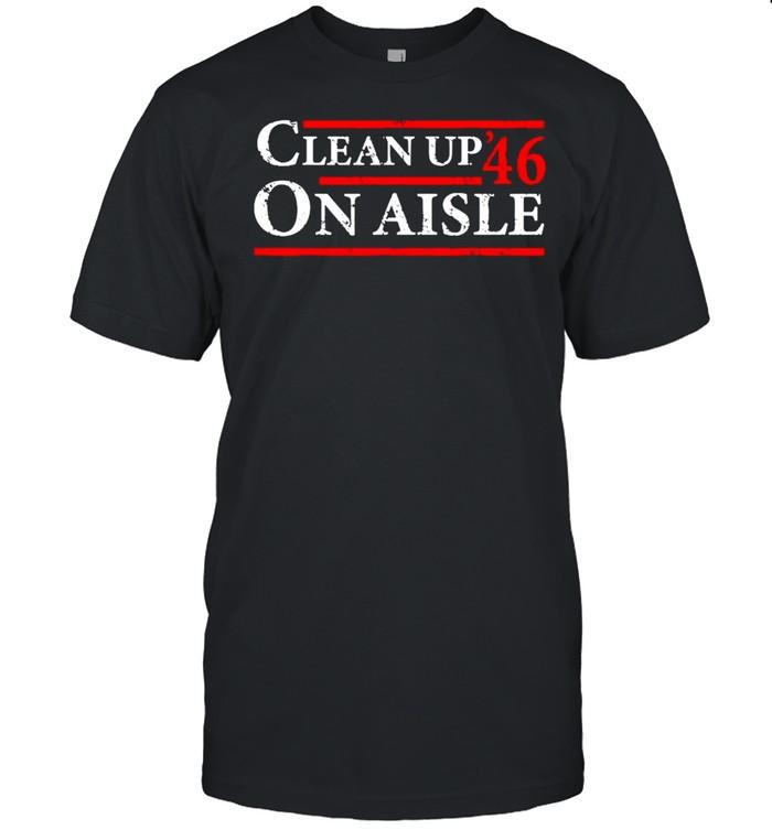 Clean up '46 on aisle shirt Classic Men's T-shirt