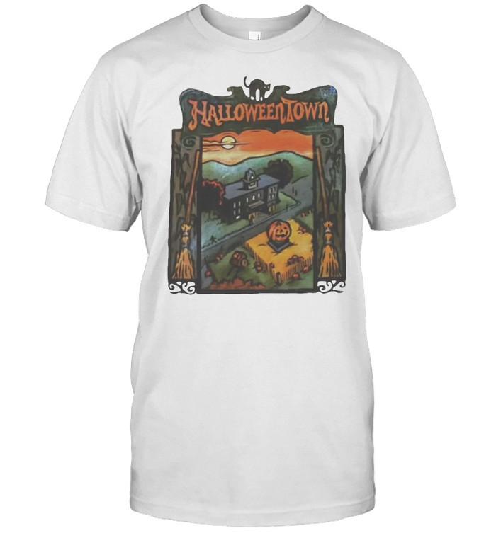 Halloween town Halloween 2021 shirt Classic Men's T-shirt