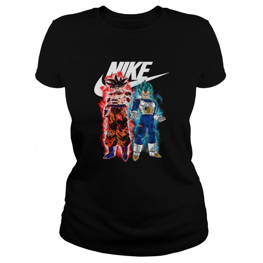 Goku And Vegeta shirt Classic Women's T-shirt