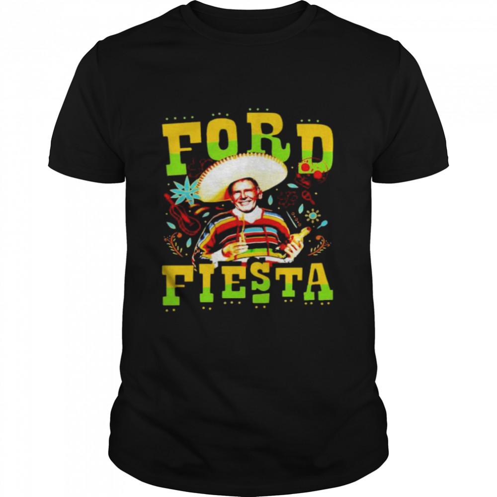 Party time Ford Fiesta shirt Classic Men's T-shirt