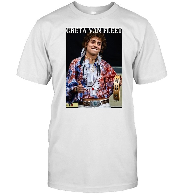 Gretas Rock Fans Vans Outfits Fleets For Men T-shirt Classic Men's T-shirt