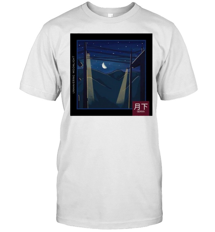 LoFi relax Moonlight Night Gekka shirt Classic Men's T-shirt