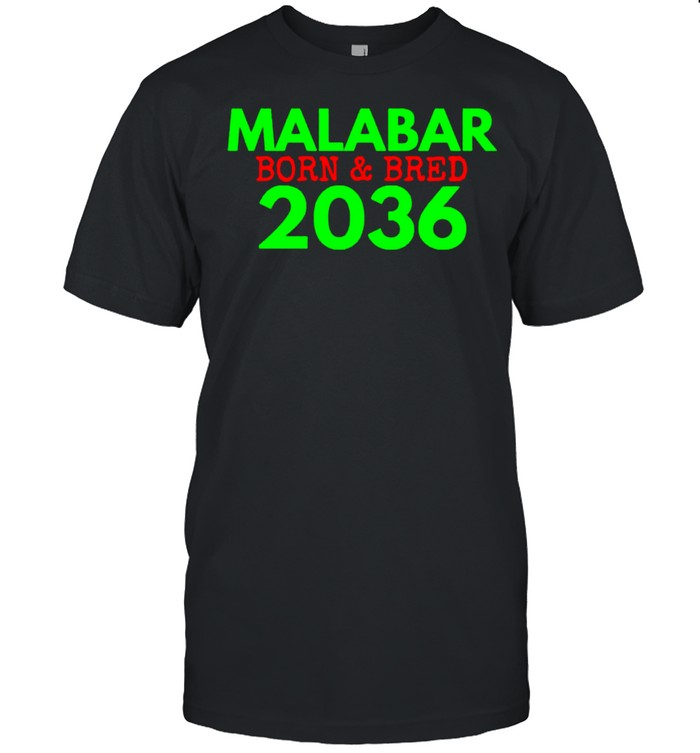 Malabar born and bred 2036 shirt Classic Men's T-shirt