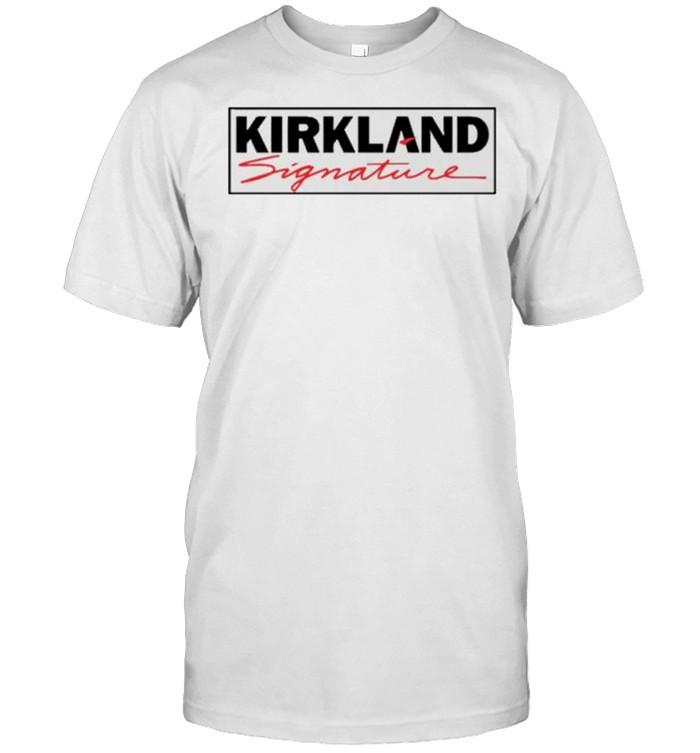 Kirkland Signature shirt