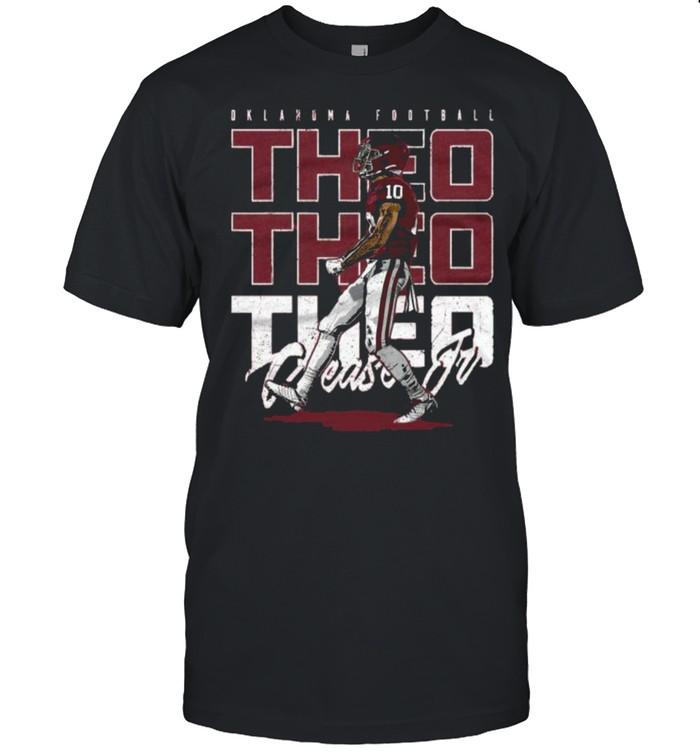 Theo Wease Jrv Signature shirt Classic Men's T-shirt