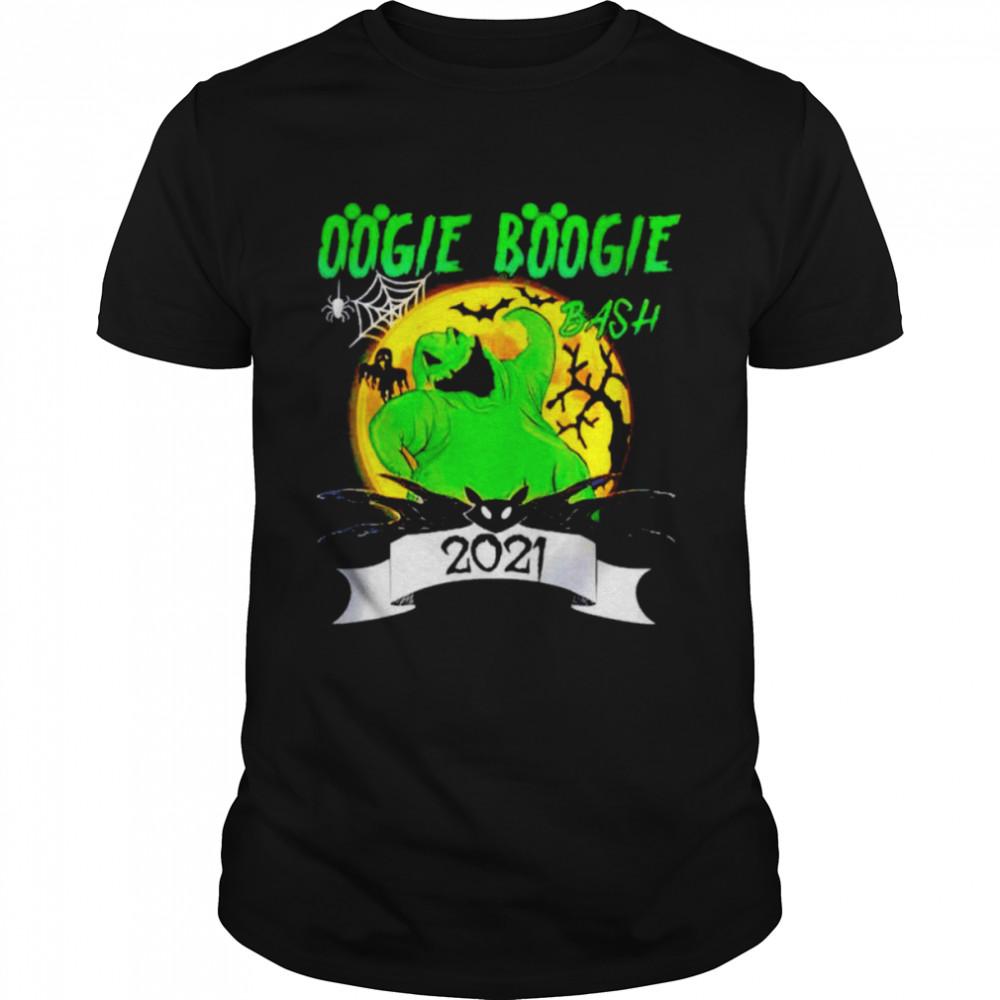 Disneyland Halloween Oogie Boogie bash shirt Classic Men's T-shirt