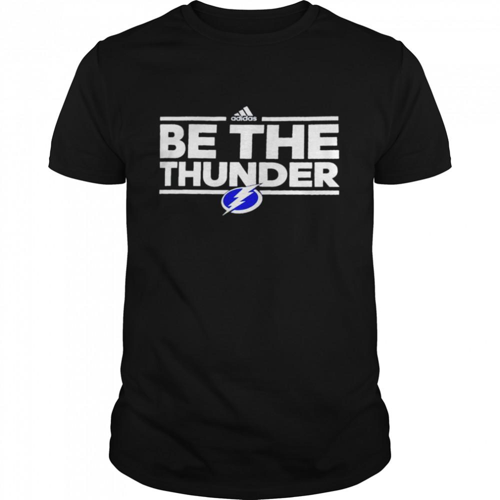 Tampa Bay Lightning be the thunder shirt Classic Men's T-shirt