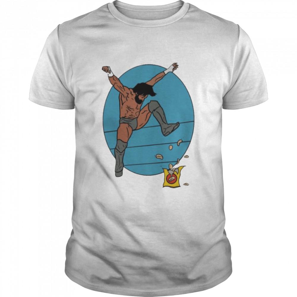 Tony Nese carb killer blue shirt Classic Men's T-shirt