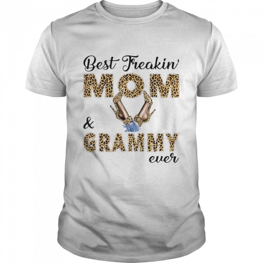 Best Freakin Mom And Grammy Ever T-shirt Classic Men's T-shirt
