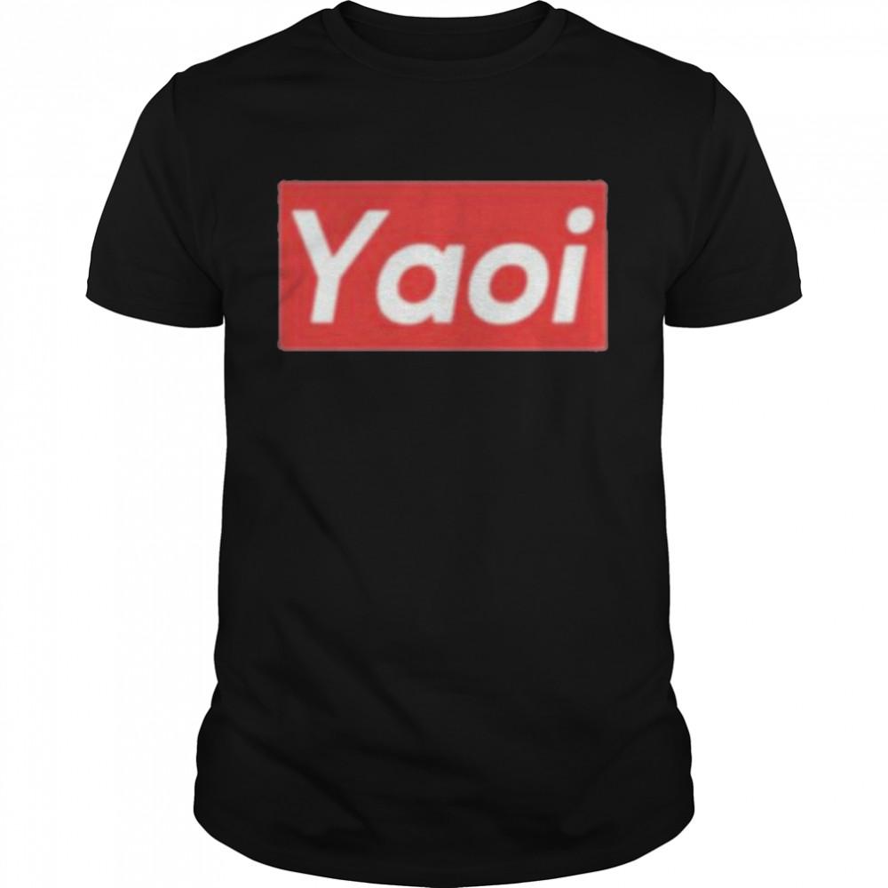 Cdawgva store merch yaoI shirt Classic Men's T-shirt