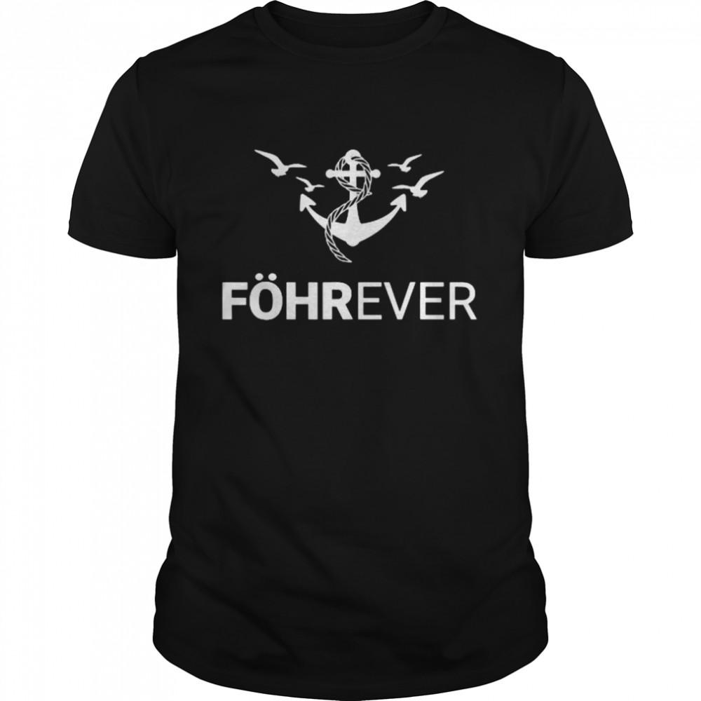 Förever Forever Island & Beach Holiday T- Classic Men's T-shirt