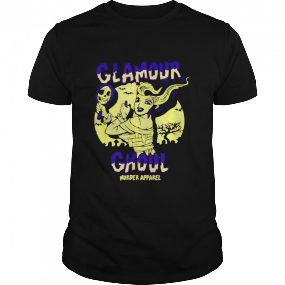 Glamour Ghoul Vintage Halloween Monster t-shirt Classic Men's T-shirt