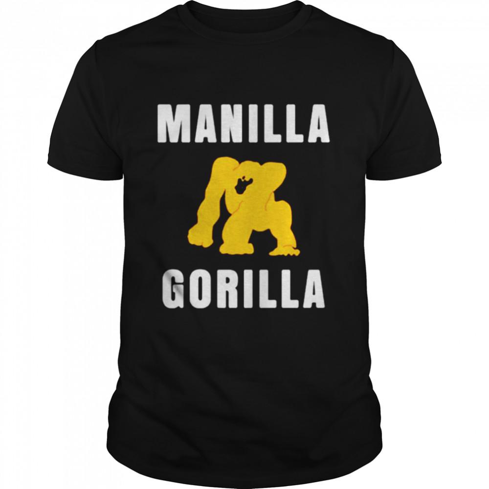 Manilla Gorilla shirt Classic Men's T-shirt