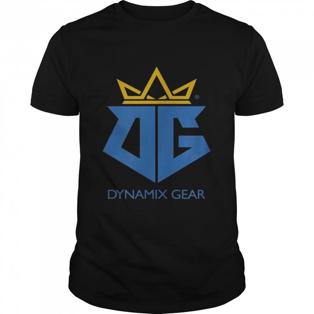 Dynamix Gear Logo Official Dynamix Gear Apparel  Classic Men's T-shirt