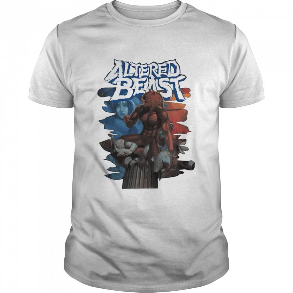 Altered Beast game T-shirt Classic Men's T-shirt
