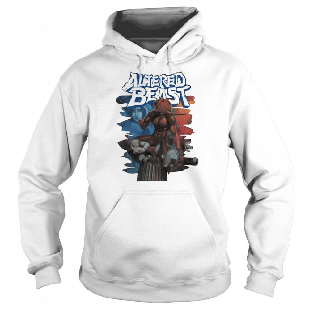Altered Beast game T-shirt Unisex Hoodie