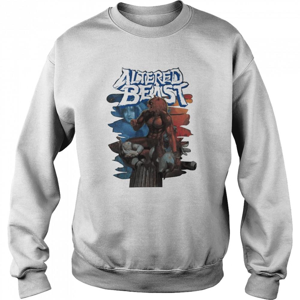 Altered Beast game T-shirt Unisex Sweatshirt