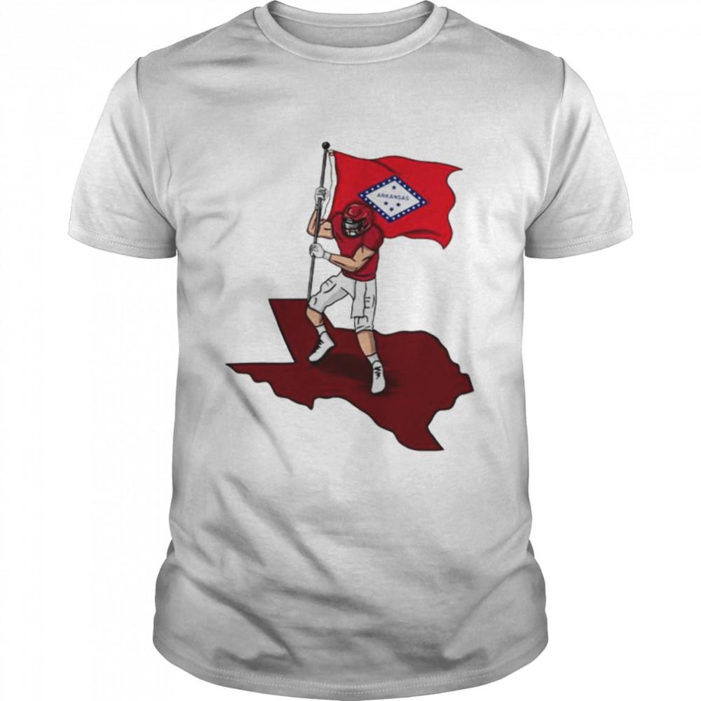 Ark Flag Crewneck  Classic Men's T-shirt