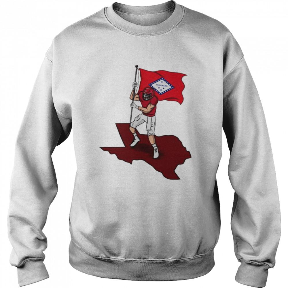 Ark Flag Crewneck  Unisex Sweatshirt