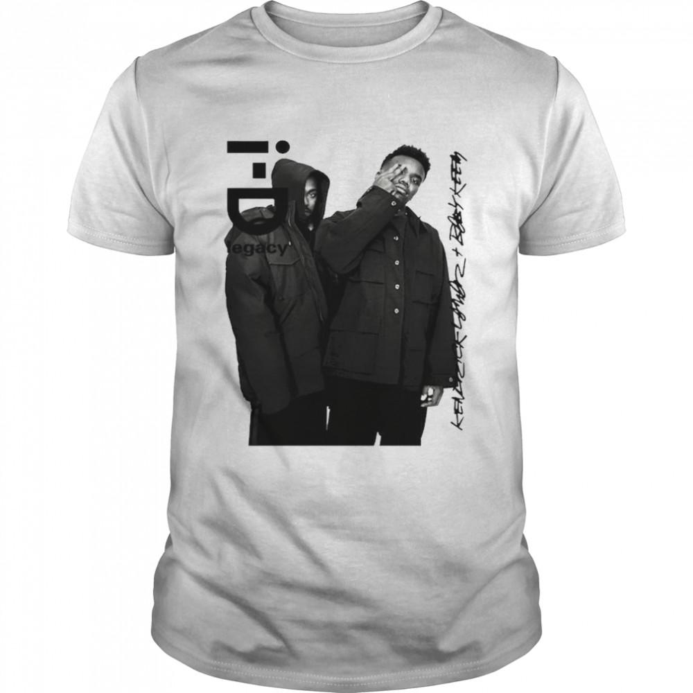 Baby Keem i-D legacy signatures shirt Classic Men's T-shirt