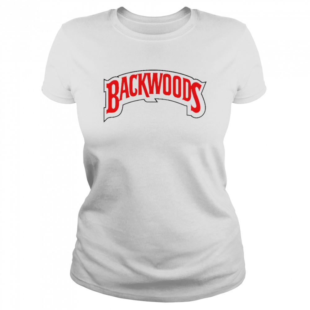 Backwoods T-shirt Classic Women's T-shirt