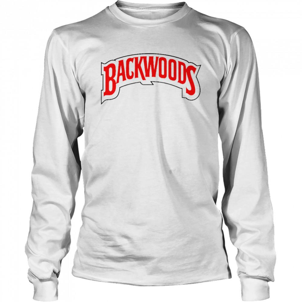 Backwoods T-shirt Long Sleeved T-shirt