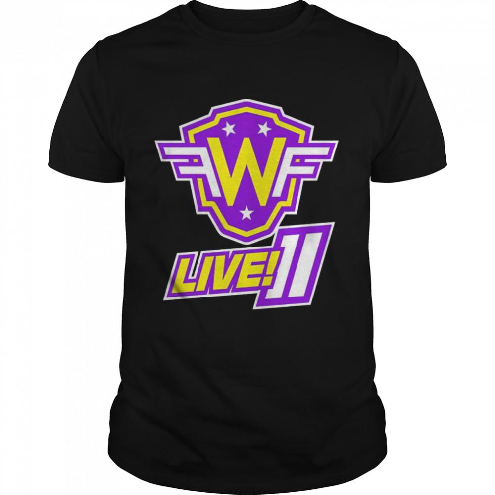 FWF live 11 shirt Classic Men's T-shirt
