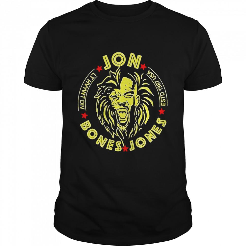 Jon Bones Jones T-shirt Classic Men's T-shirt