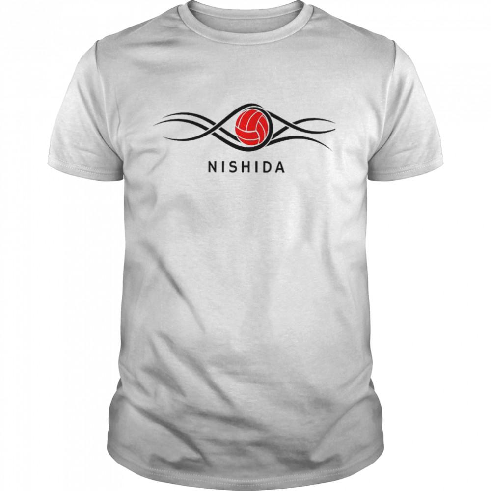 Yuji Nishida volleyball logo shirt Classic Men's T-shirt