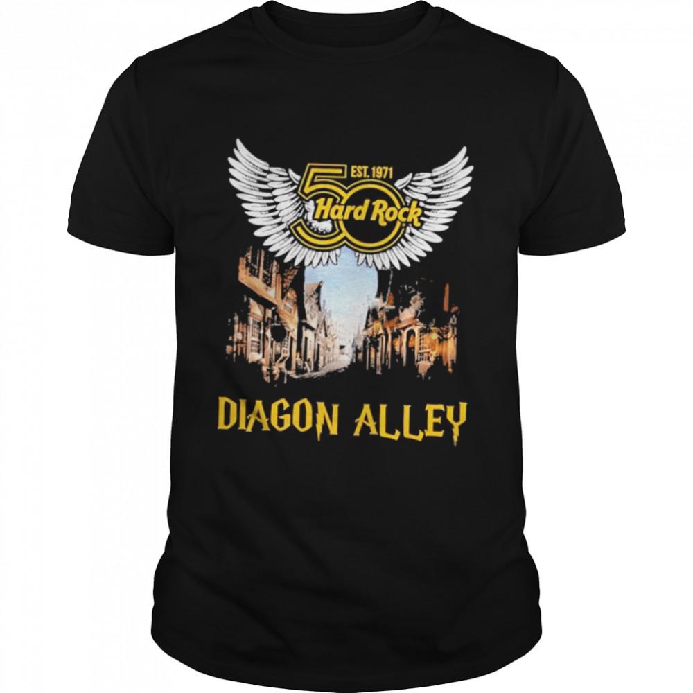 50 hard rock diagon alley shirt