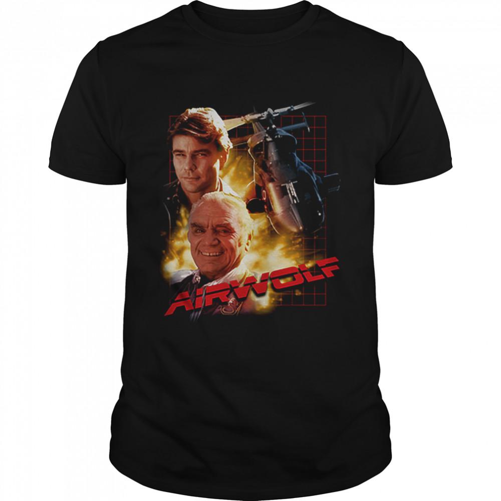 Airwolf T- Classic Men's T-shirt