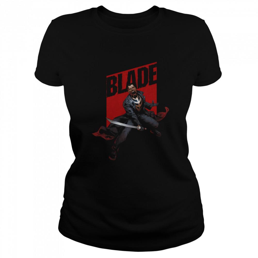 Blade T- Classic Women's T-shirt